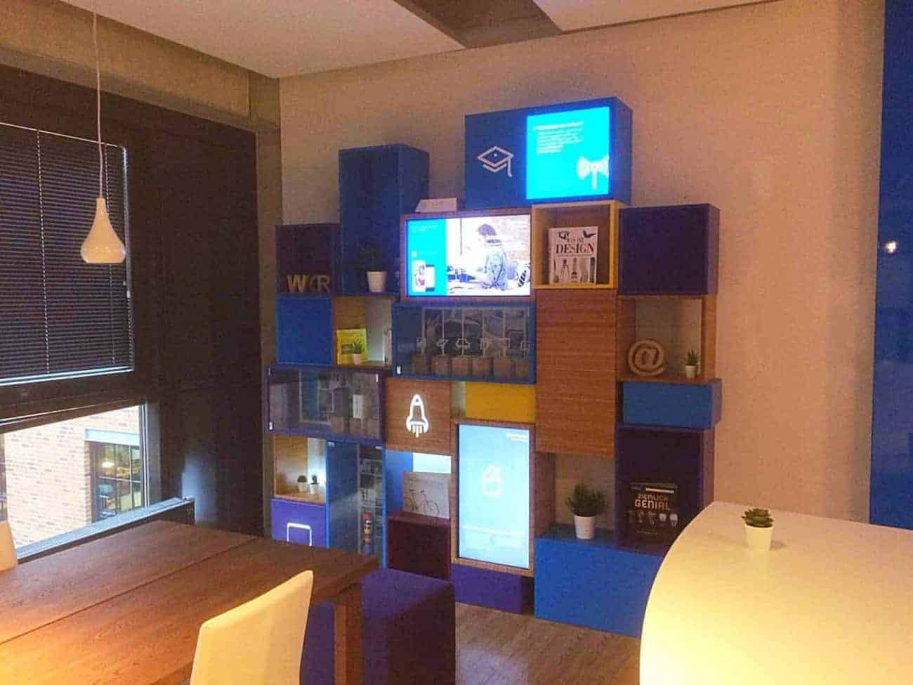 DYNAMO LED AND BARCLAYCARD COLLABORATE IN HAMBURG