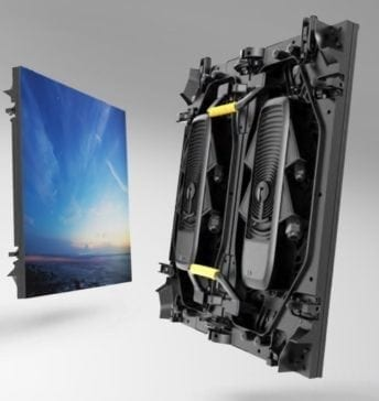 Curved LED Cabinet P3.9mm