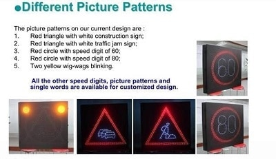 LED Traffic Signs and VMS Displays