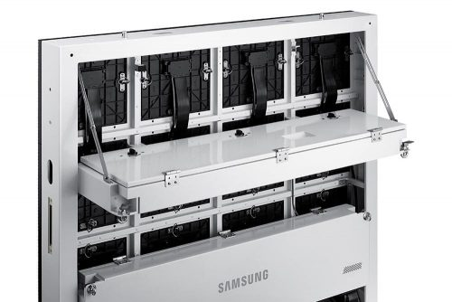 Samsung Outdoor LED Screen